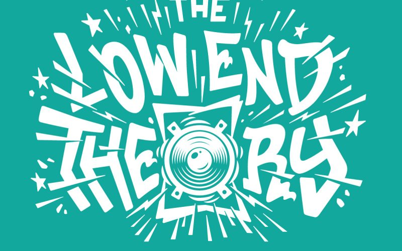 The Seven Ups guests on the Low End Theory podcast