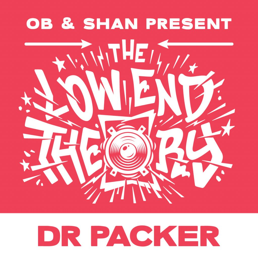 Dr Packer guests on the Low End Theory podcast