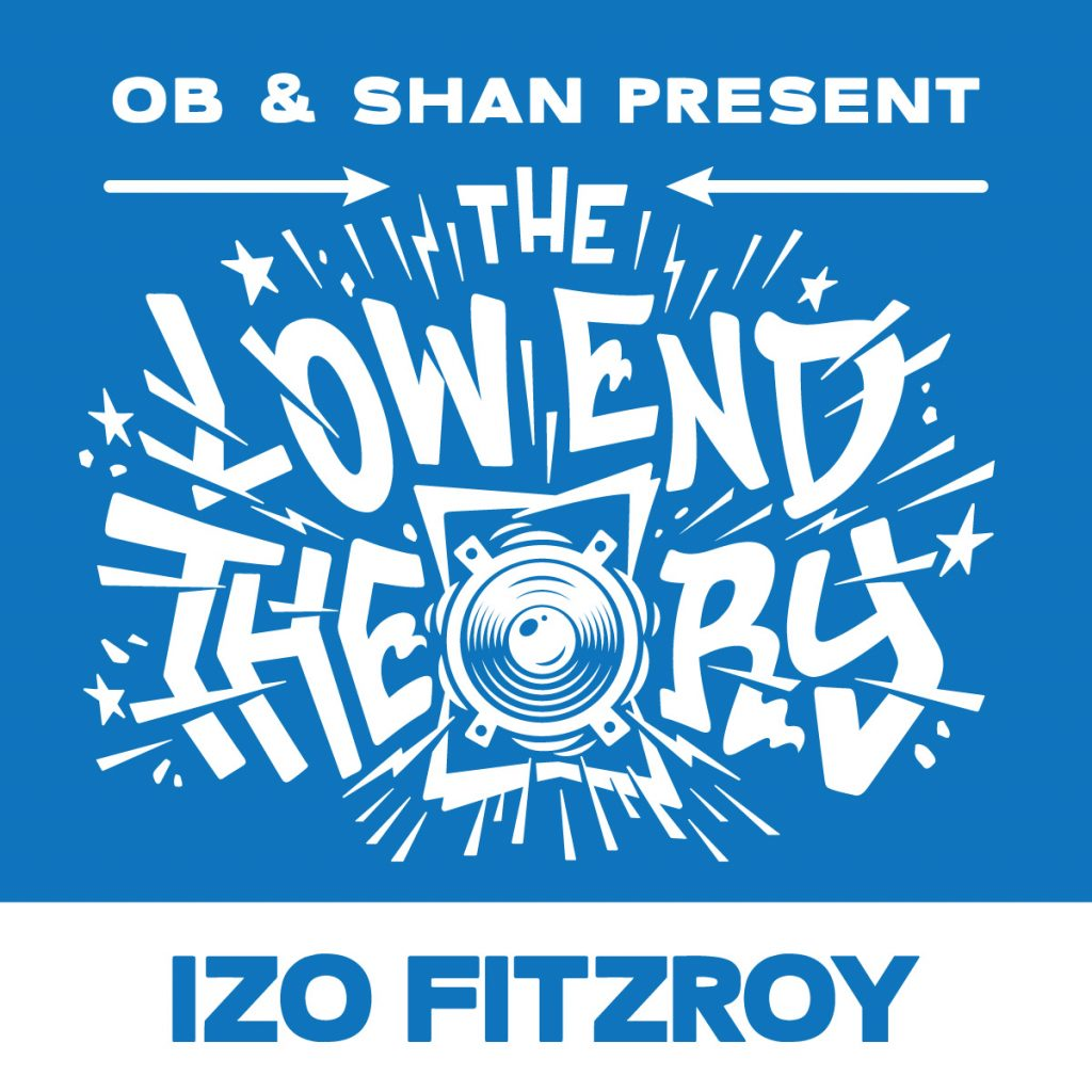 Izo Fitzroy guests on the Low End Theory podcast